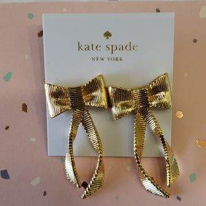Kate Spade New York All Wrapped Up Earrings